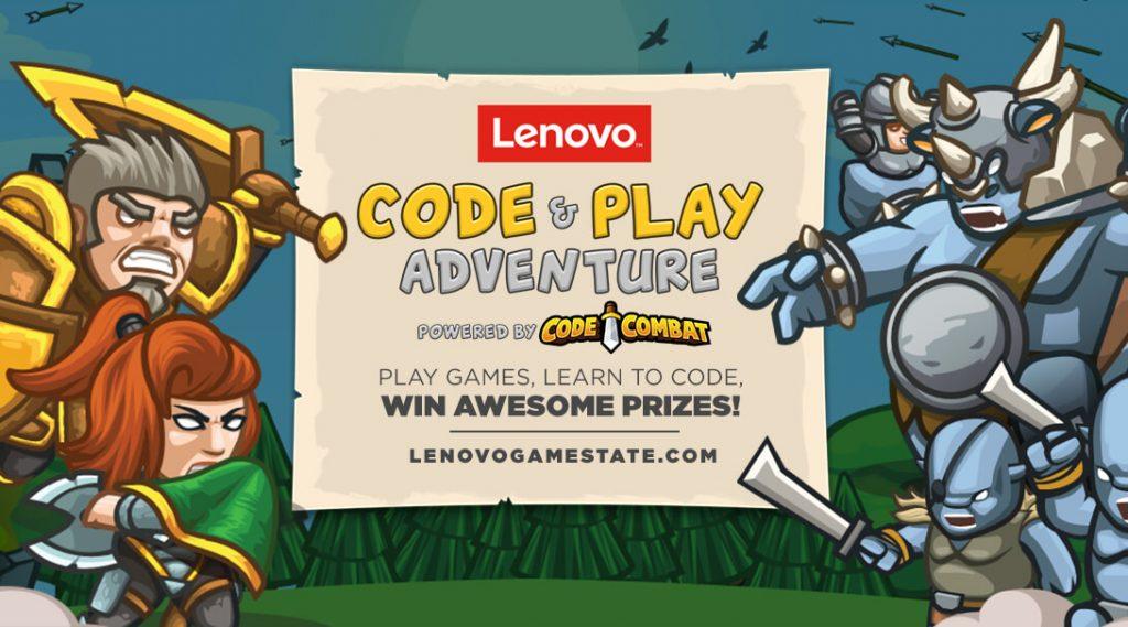 Lenovo Code & Play