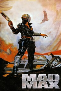 Original Mad Max film poster