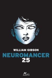 Cover of Neuromancer depicting character Molly Millions.