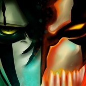 Ichigo versus Ulquiorra - Bleach