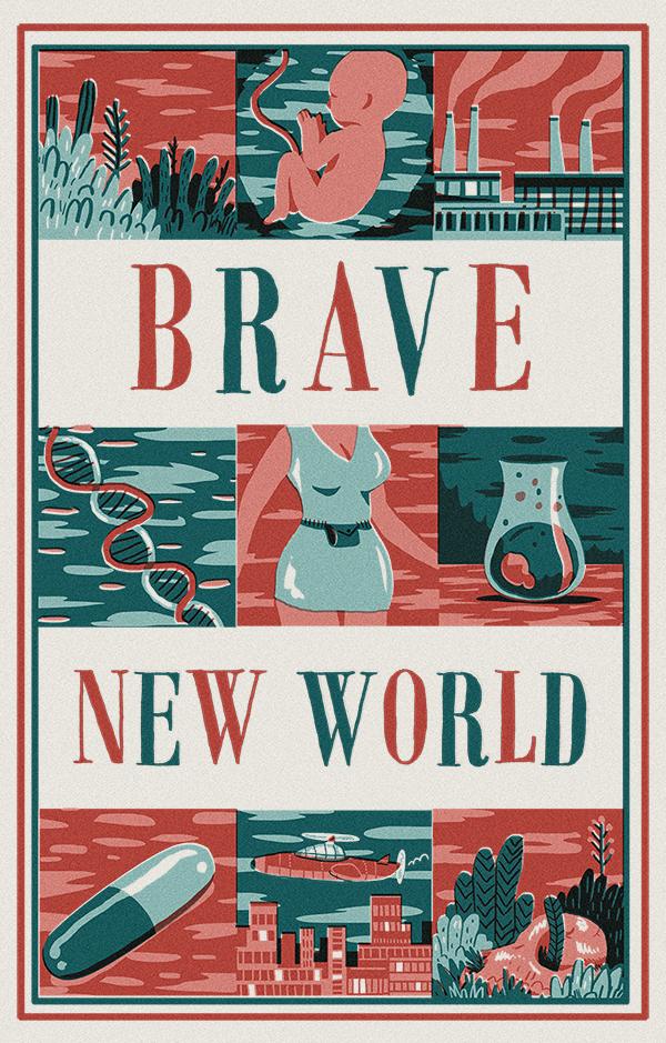 Brave new world essays