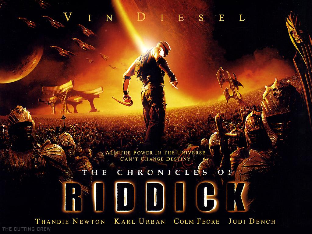 Retrospectacle: Pitch Black u0026 The Chronicles of Riddick ...