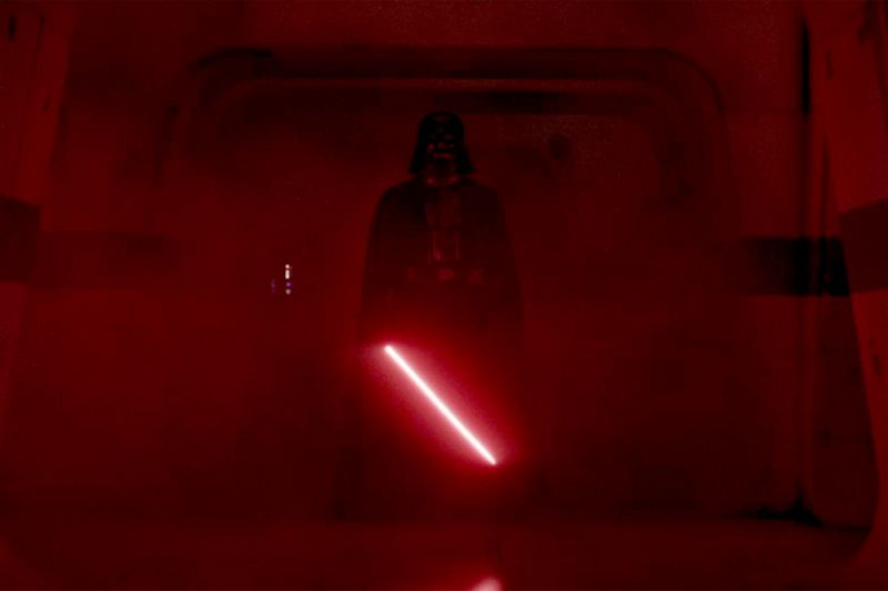 Rogue One Vader Scene