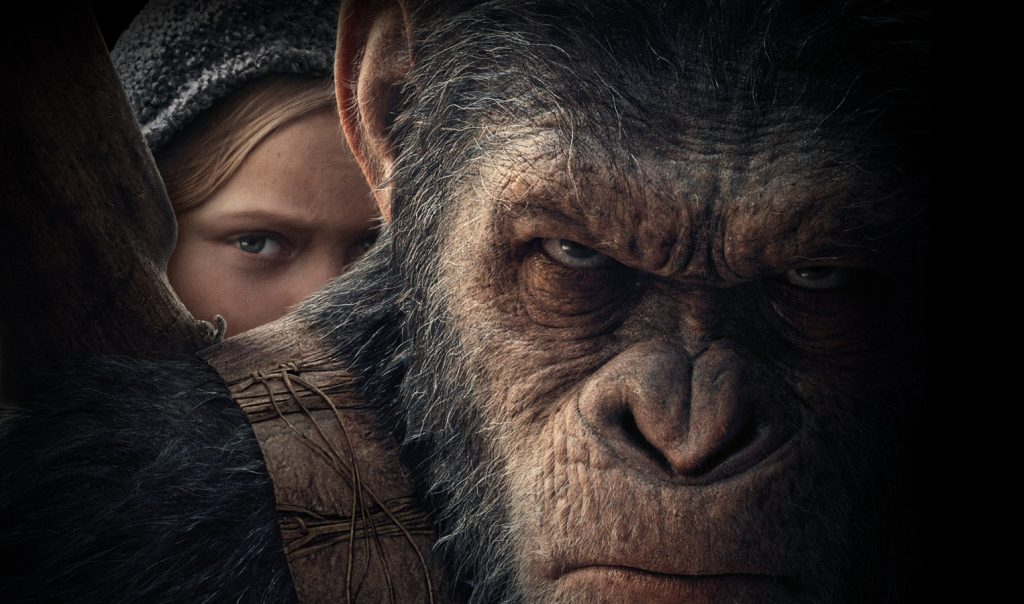 War For The Planet of the Apes Review Round-up at Sci-Fi Bloggers