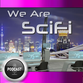 We Are Sci-Fi Podcast